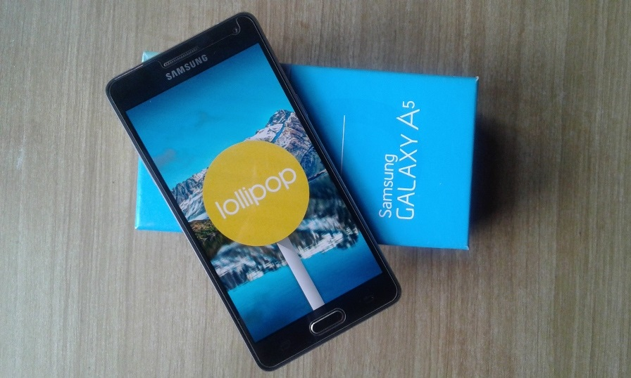 Galaxy A5 Android Lollipop Flashing Process