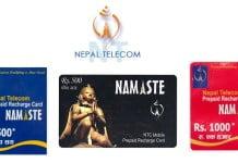 Nepal Telecom Bonus Recharge