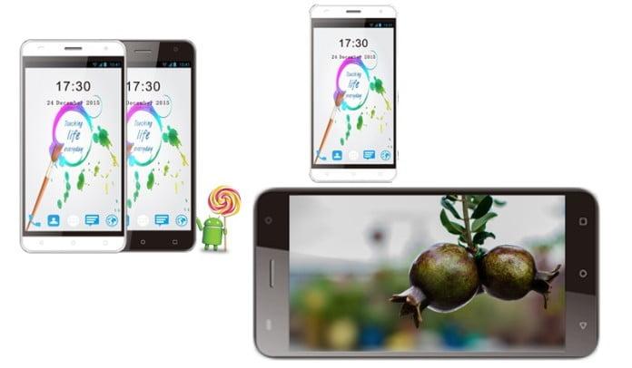 CG EON Series Smartphones