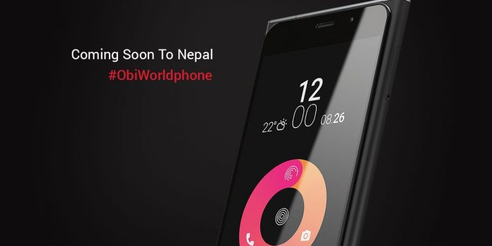 Obi Worldphone launch in Nepal