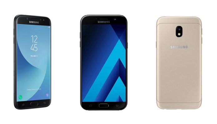 Galaxy A series vs J series