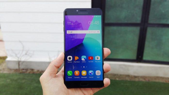 Samsung Galaxy C9 Pro in Nepal