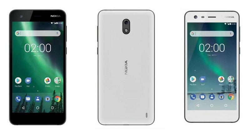 Nokia 2 price in Nepal, impression