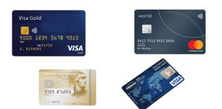 International USD credit and debit cards in Nepal