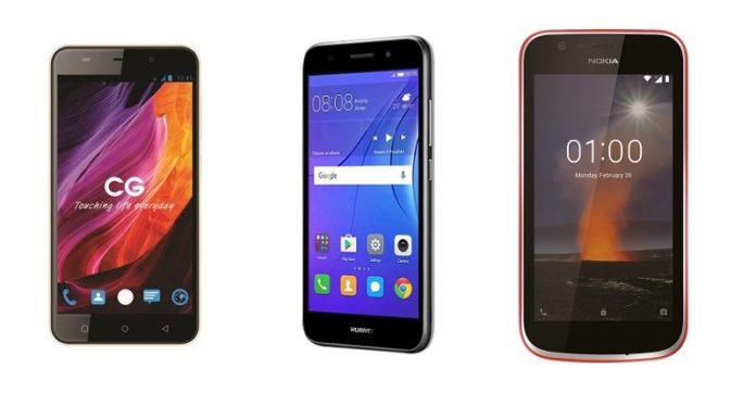 Budget Smartphones under 10000 in Nepal