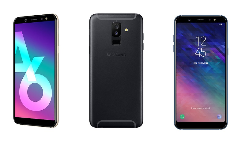 Samsung Galaxy A6 Price in Nepal