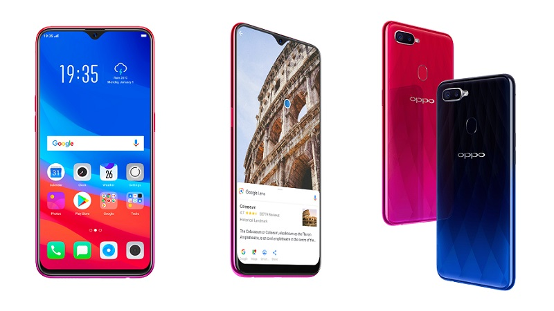 Oppo F9 Price in Nepal, launch, full specs, features impression