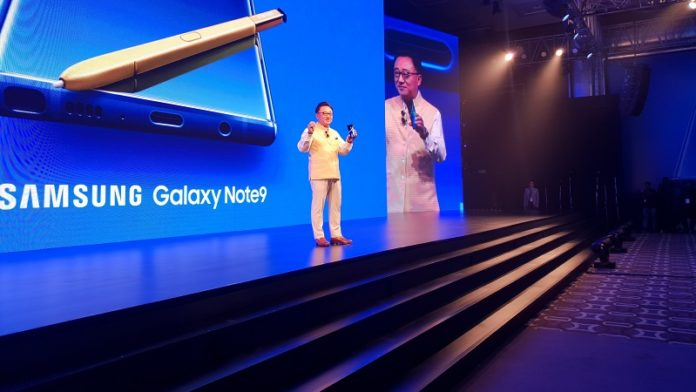 Samsung Galaxy Note 9 launch in India