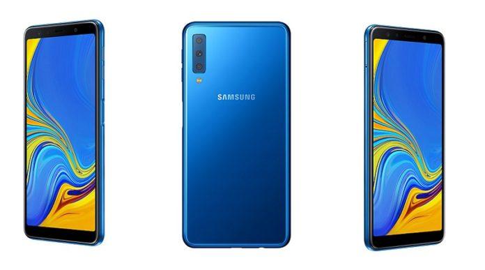 Samsung Galaxy A7 2018 prebooking in Nepal, price