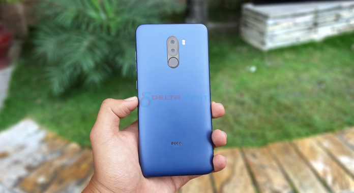 Pocophone F1 Nepal launch on Daraz 11.11 Sale 2018