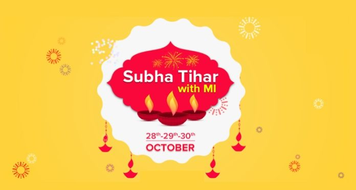 Xiaomi Nepal Subha Tihar Offer 2018