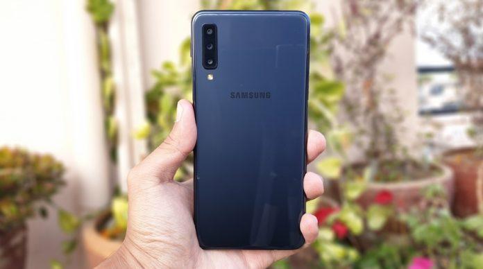 Samsung Galaxy A7 2018 Price in Nepal