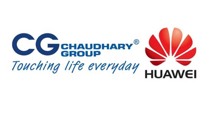 CG partners with Huawei for 4G service