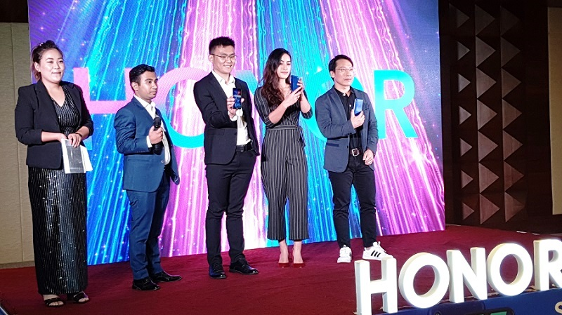 Honor 8S Launch Event in Nepal