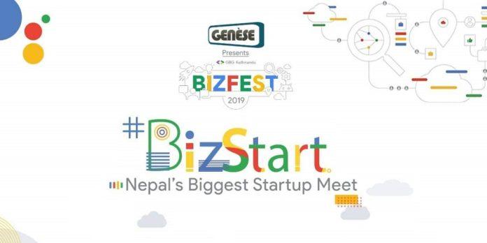 GBG Kathmandu Bizfest and BizStart 2019
