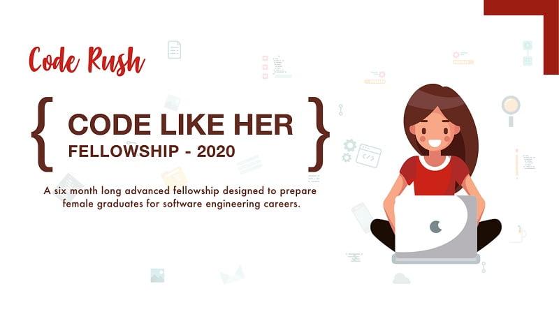 Code Like Her Fellowship