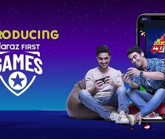 Daraz First Games Nepal Details