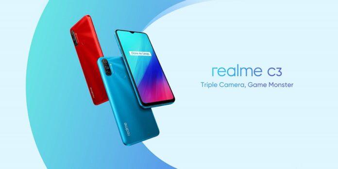 realme C3 Price in Nepal