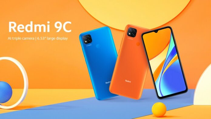 Xiaomi Redmi 9C Price in Nepal