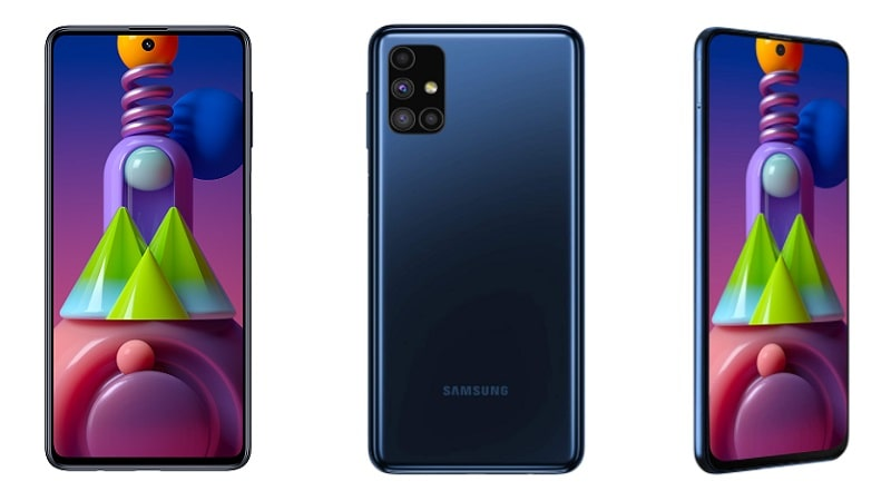 Samsung Galaxy M51 Price in Nepal