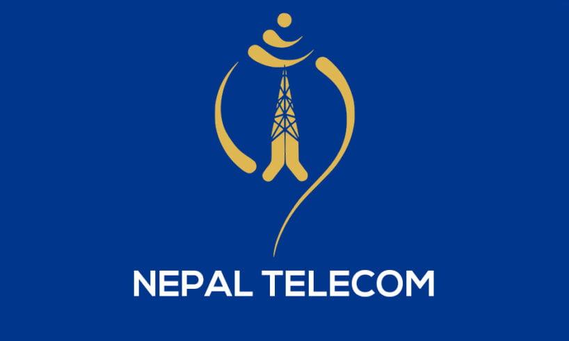 Nepal Telecom Logo